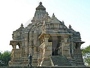 Khajuraho Monument Stock Photography - Image: 18796502
