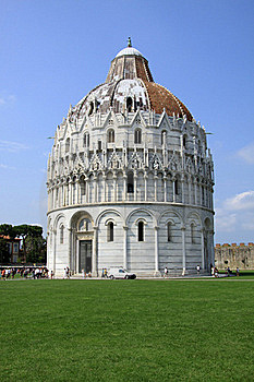 Baptistery Stock Images - Image: 18796804
