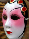 Beijing opera mask Royalty Free Stock Photography