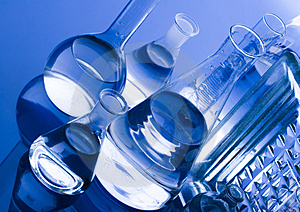 Sterile conditions Stock Images