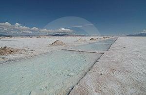 Salt Lake Near Salta, Argentina. Stock Photography - Image: 1884052