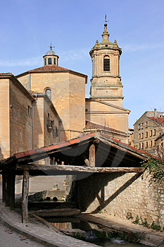 Monastery Of Santo Domingo De Silos (Spain) Royalty Free Stock Images - Image: 1888939