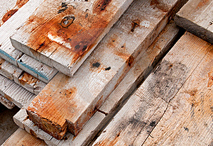 Wooden Boards Royalty Free Stock Photography - Image: 18804997