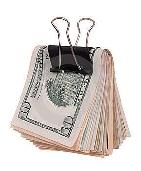 Pack Dollars Stock Photos - Image: 18805023