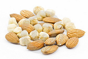 Mixed Nuts Stock Images - Image: 18805344