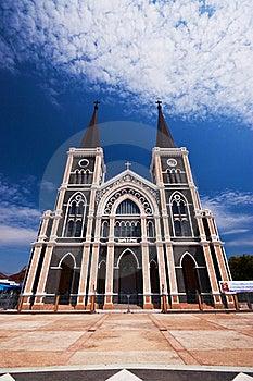 Catholic Church Stock Photo - Image: 18805400