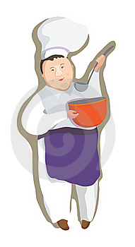 Cook Royalty Free Stock Photo - Image: 18807295