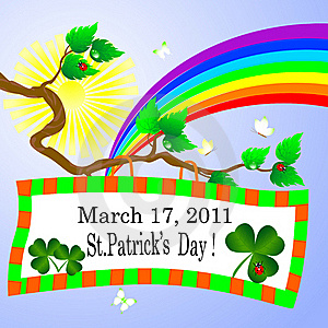 St. Patrick's Day. Stock Photo - Image: 18812550