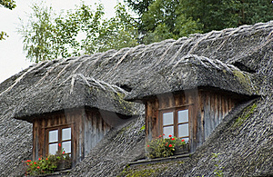 Thatched Roof Stock Photos - Image: 18812663