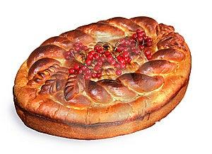 Festive Loaf Royalty Free Stock Images - Image: 18813159