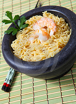 Chinese Noodle Royalty Free Stock Photo - Image: 18822075