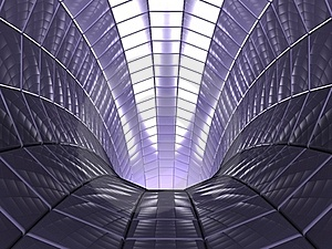 Abstract Tunnel Royalty Free Stock Images - Image: 18824889