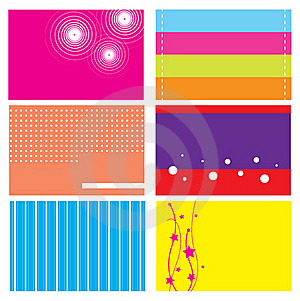 Vector Graphic Layout Template Stock Images - Image: 18828524