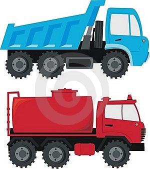 Trucks Royalty Free Stock Image - Image: 18829466