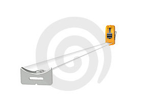 Tape Measure Royalty Free Stock Photography - Image: 18831027