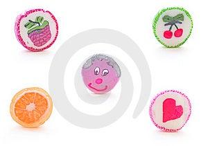 Fruit Candy. Stock Photography - Image: 18837482