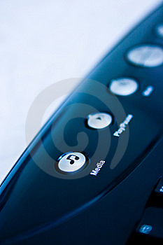 Media Key Stock Images - Image: 18838984