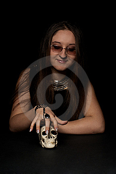 Witch Royalty Free Stock Image - Image: 18840146