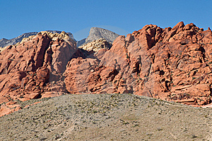 Red Rock Canyon 2 Stock Photo - Image: 18844420