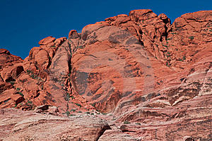 Red Rock Canyon 3 Royalty Free Stock Images - Image: 18844449