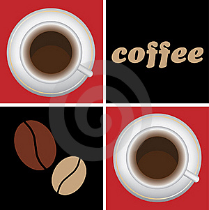 Cup Of Coffee Stock Photography - Image: 18855182