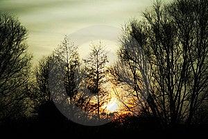 Sunset Stock Photography - Image: 18855772