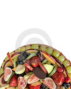 Fruit Tart Stock Image - Image: 18858091