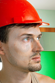 Young Worker Stock Image - Image: 18860691