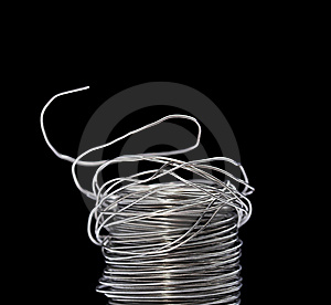 Industrial Wire Stock Images - Image: 18862994