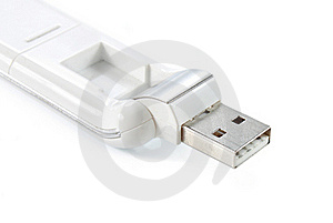 Flash Disk Royalty Free Stock Photography - Image: 18865457