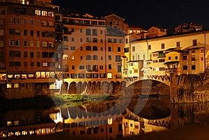Ponte Vecchio Stock Images - Image: 18866754