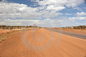 Outback Road Stock Photos - Image: 18867683