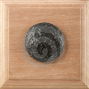 Iron Button Royalty Free Stock Photography - Image: 18868607