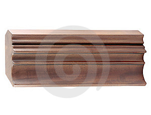Wooden Molding Stock Images - Image: 18868624
