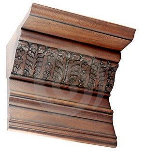 Wooden Molding Royalty Free Stock Photo - Image: 18868645