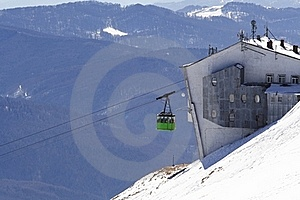 Cable Car Stock Images - Image: 18880214