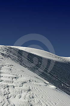 White Sands Royalty Free Stock Images - Image: 18887659