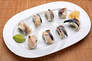 Sushi Meal Stock Photos - Image: 18892563