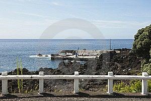 Small Fishing Port Royalty Free Stock Image - Image: 18892866