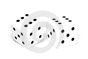 Gambling Dices Royalty Free Stock Images - Image: 1890819