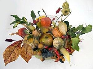 Autumn Decoration Royalty Free Stock Photos - Image: 1894928