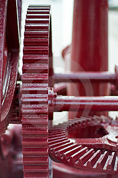 Cog-wheel Stock Image - Image: 18900281