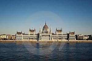 Hungarian Parliament Stock Photos - Image: 18900353