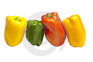 Peppers Stock Photo - Image: 18900800