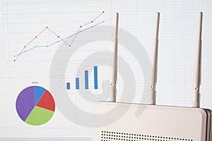 Wireless Business Concept Stock Images - Image: 18907264