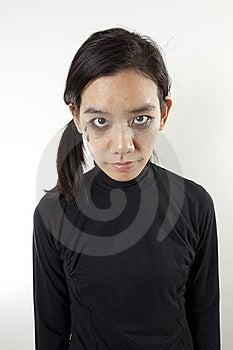 Psycho Woman Stock Photo - Image: 18910820