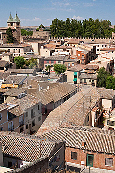 Toledo, Spain Stock Images - Image: 18914074