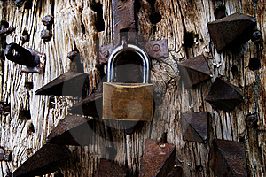 Old Door Royalty Free Stock Photography - Image: 18916057