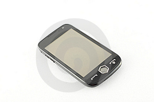 PDA Phone. Royalty Free Stock Images - Image: 18916829