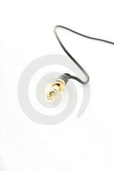 Hifi Audio Jack. Stock Image - Image: 18916851